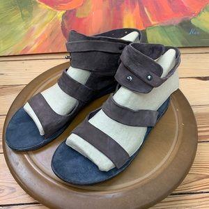Free People Ankle wrap Sandal size 39